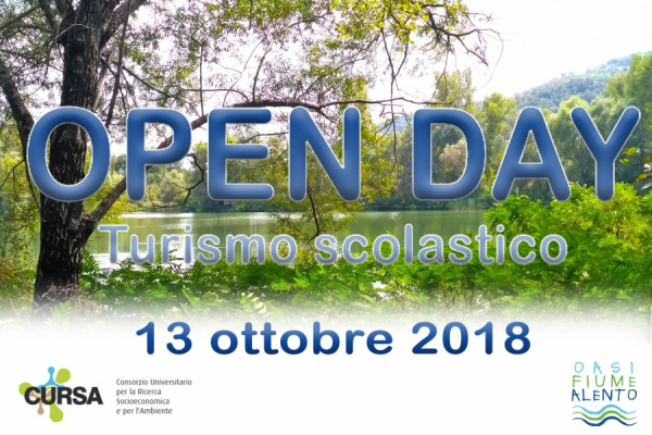 Open day Turismo scolastico